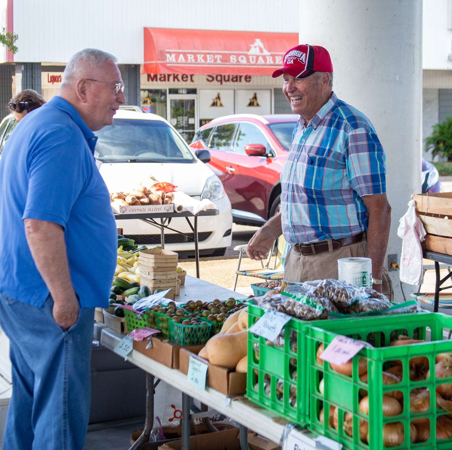 Tallahassee farmers markets offer fresh local options