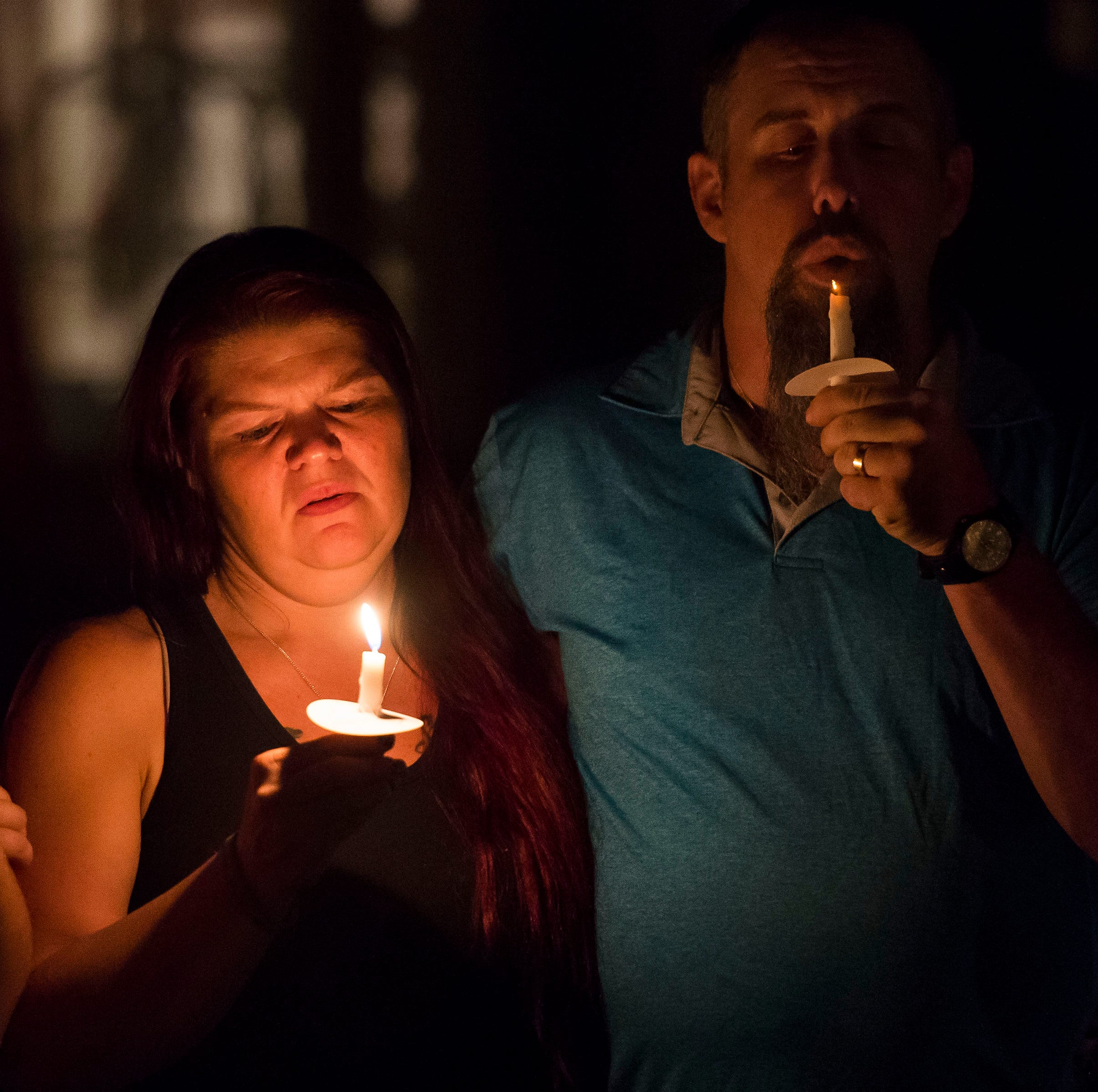 Loved ones gather to remember Loveland teen Aric Whaley