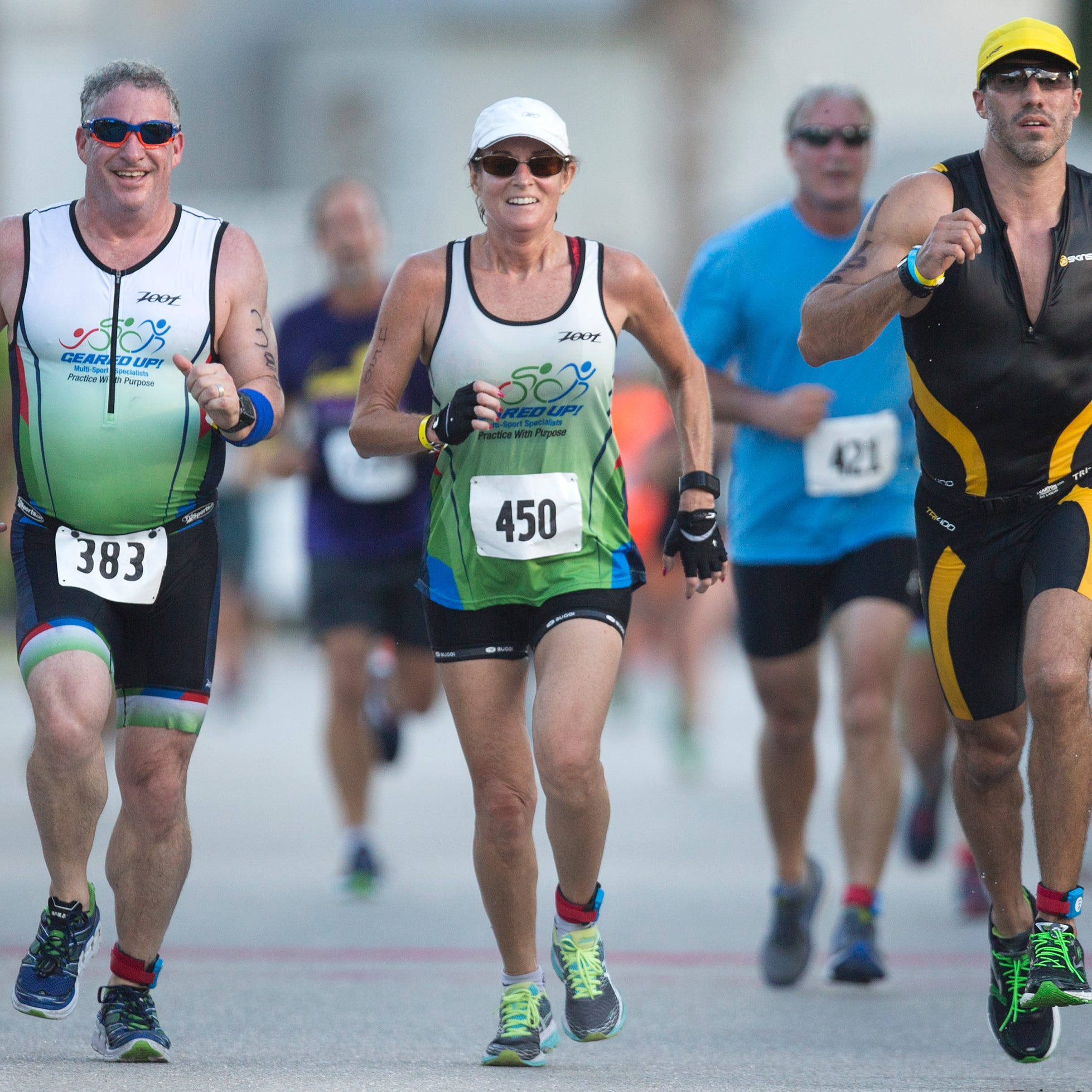 Cape Coral middle-schooler tops among women in Captiva race