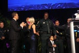 The 2018 Law and Order Ball honored Law Enforcement Officer of the Year Sgt. Sylvester Smalls of the Lee County Sheriff's Office on Saturday, Sept. 15.