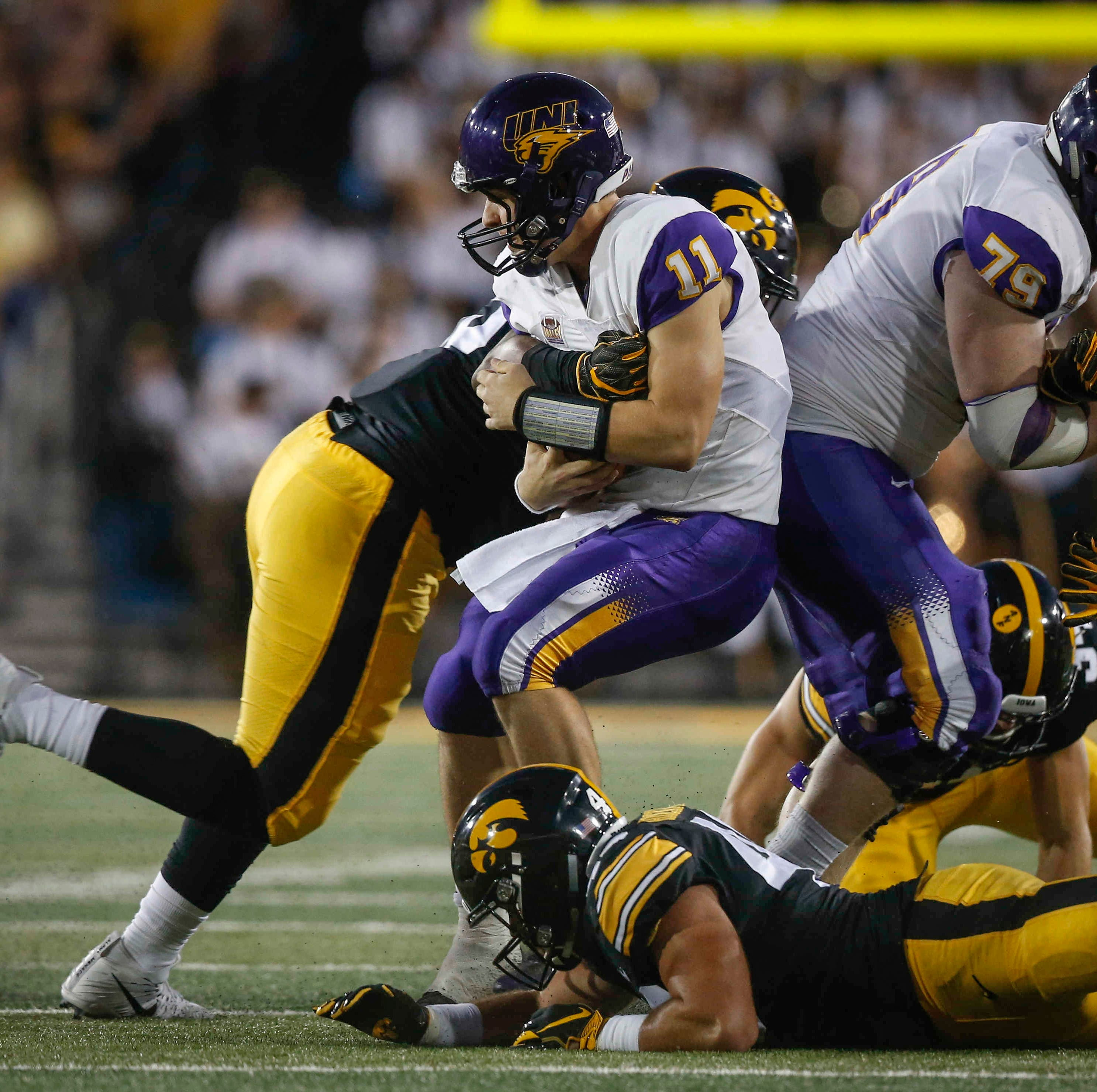 Leistikow's Final Thoughts: Iowa defense 'angry' after losing shutout against UNI