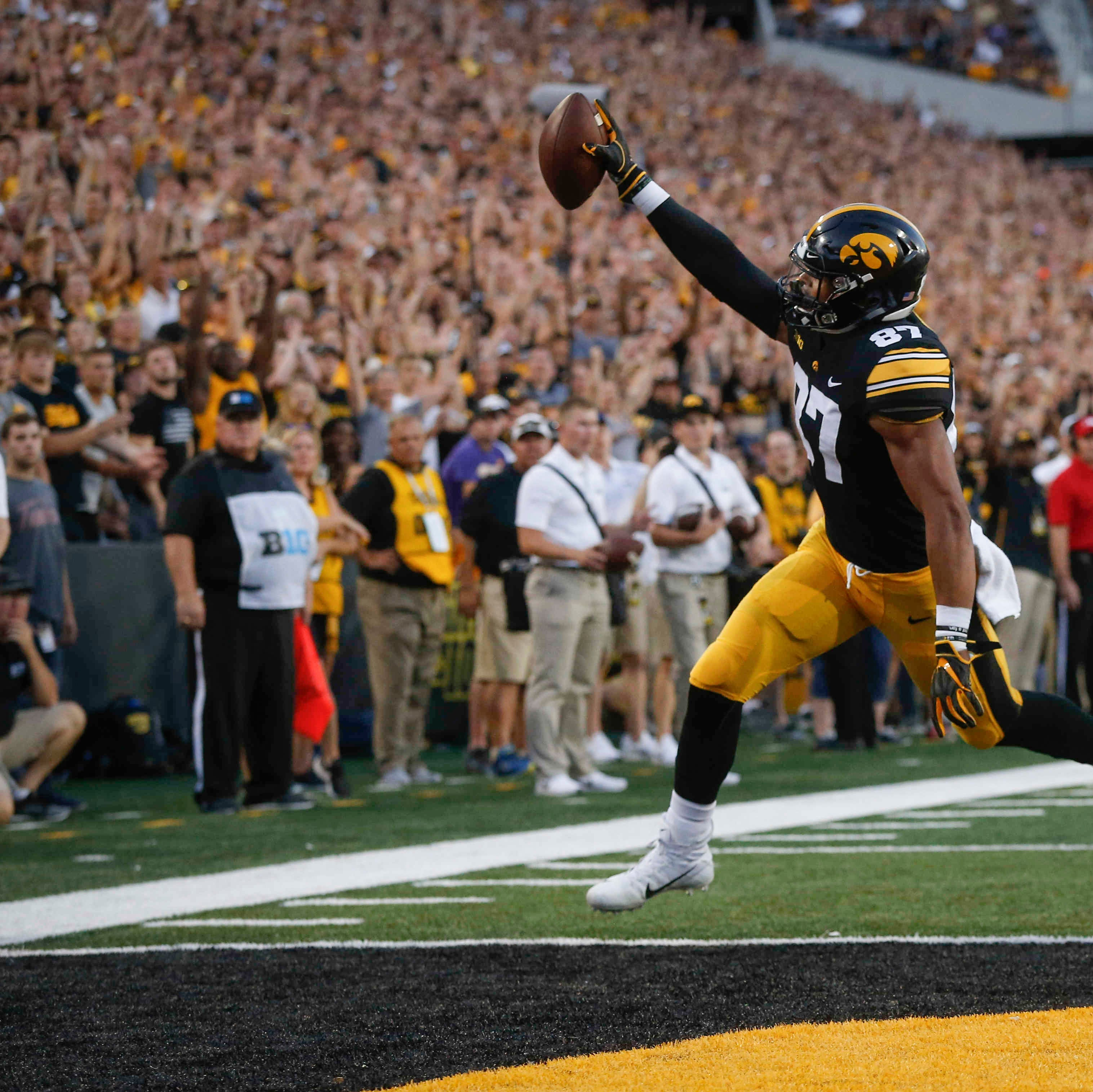 Stats file: Details on projected Iowa football starters against Wisconsin