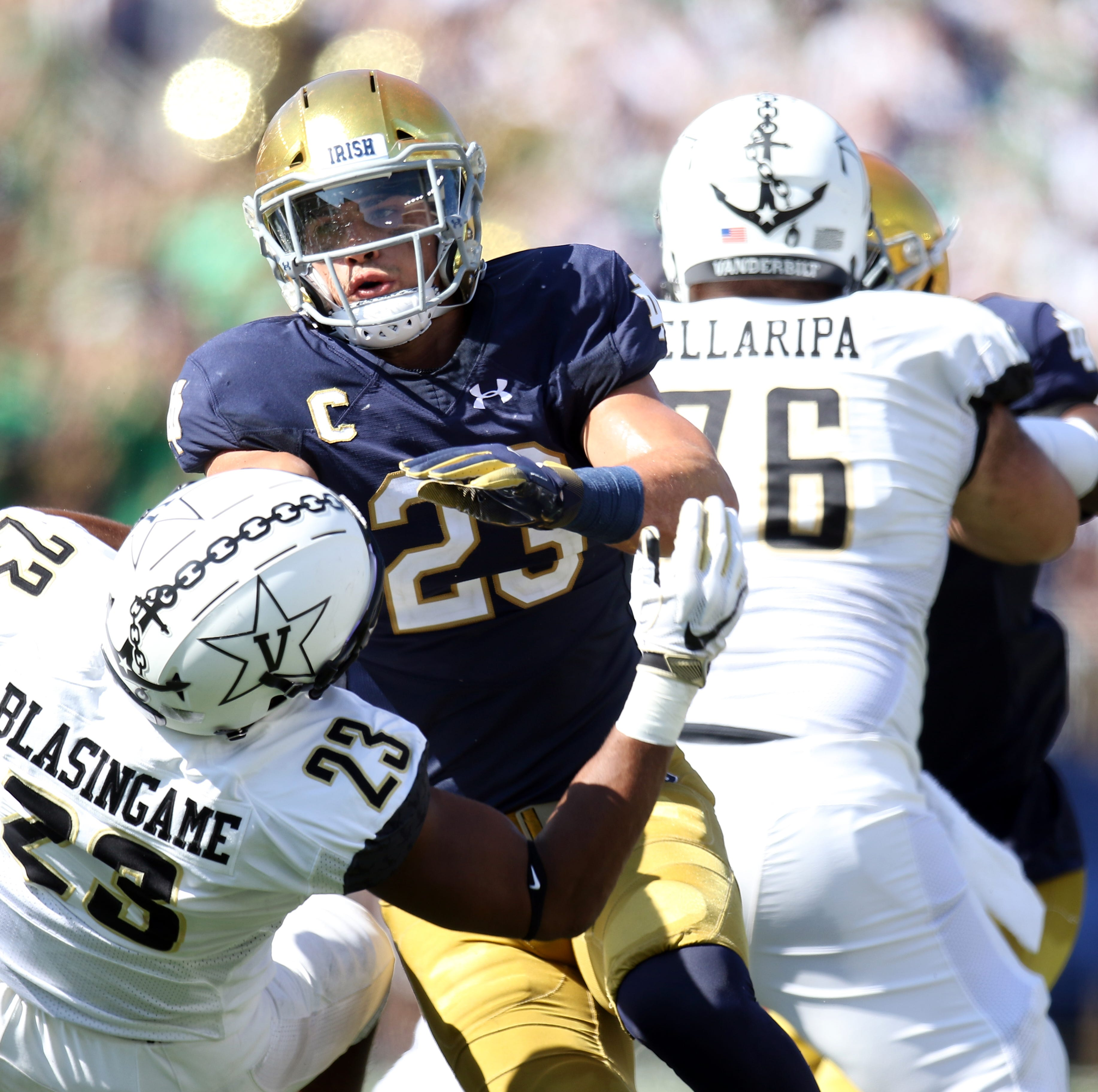 Notre Dame will need 'urgency' against Wake Forest's hurry-up offense