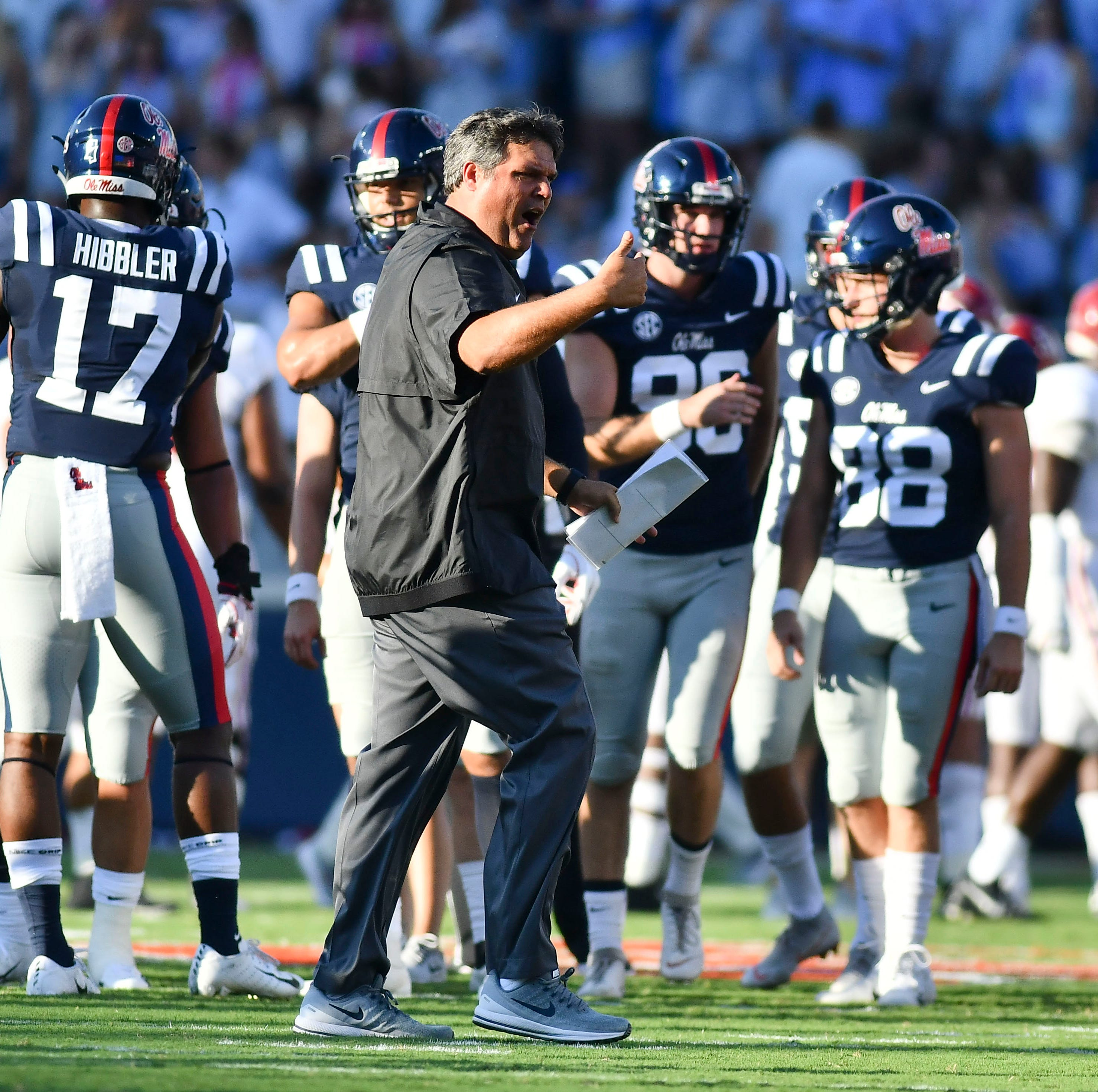 Three questions Ole Miss needs answered vs. Kent State
