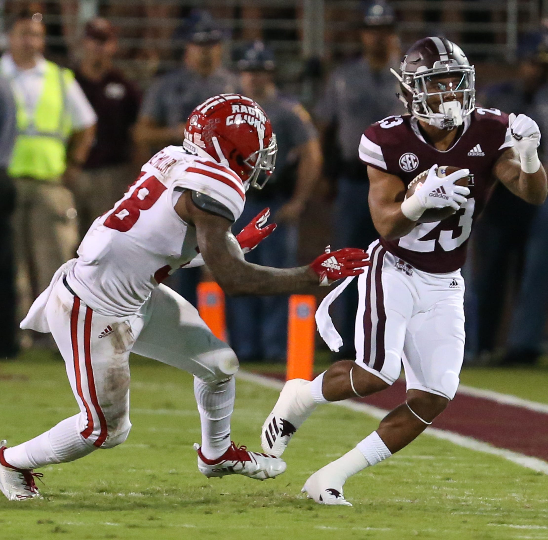How Mississippi State's Keith Mixon changed his outlook on this season