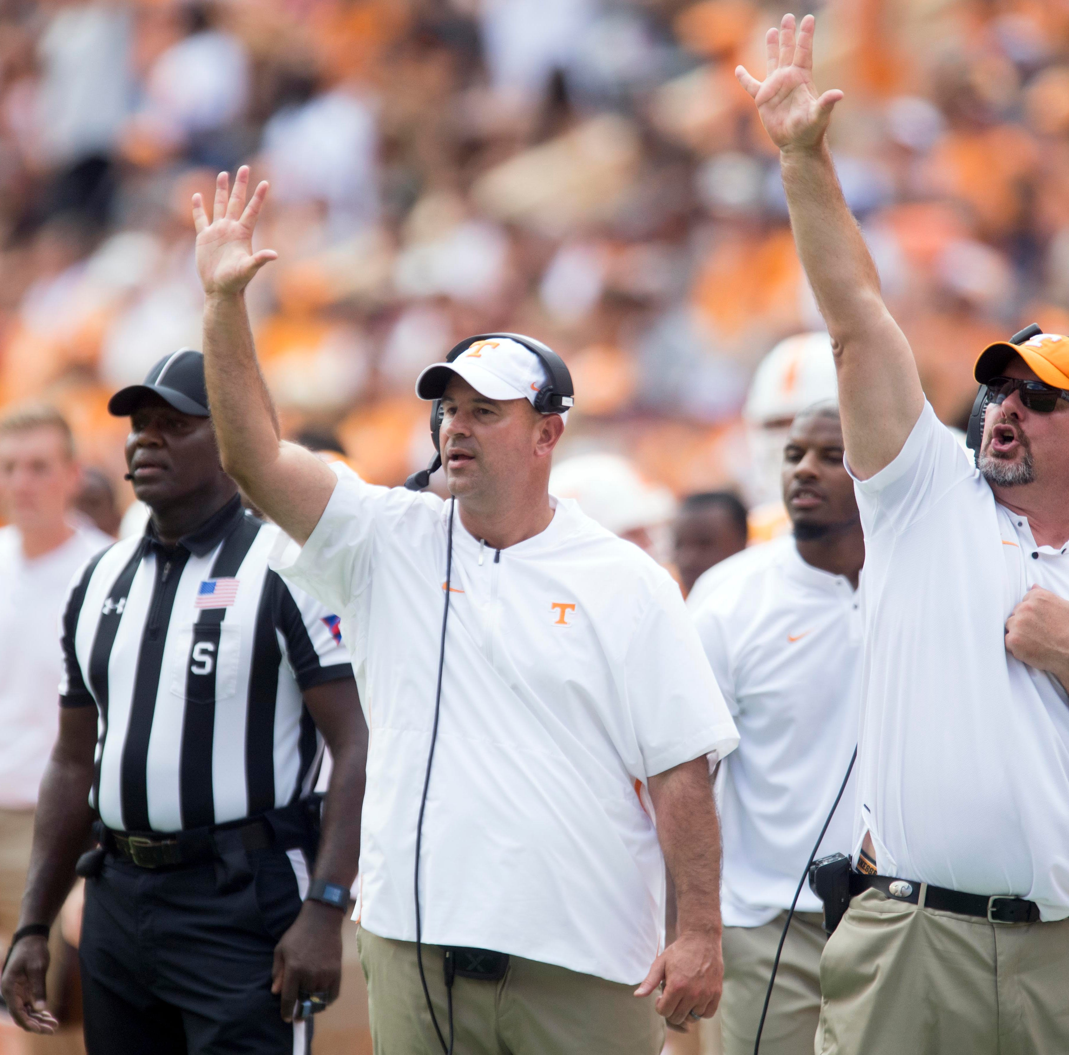 Can UT Vols football add to Florida's road woes?