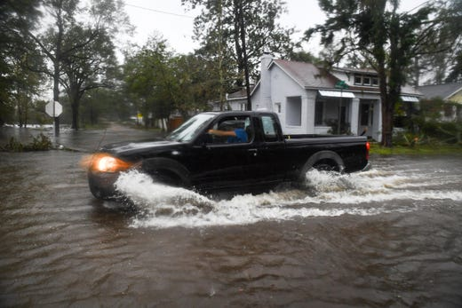 Hurricane Florence Knoxville East Tennessee Could See