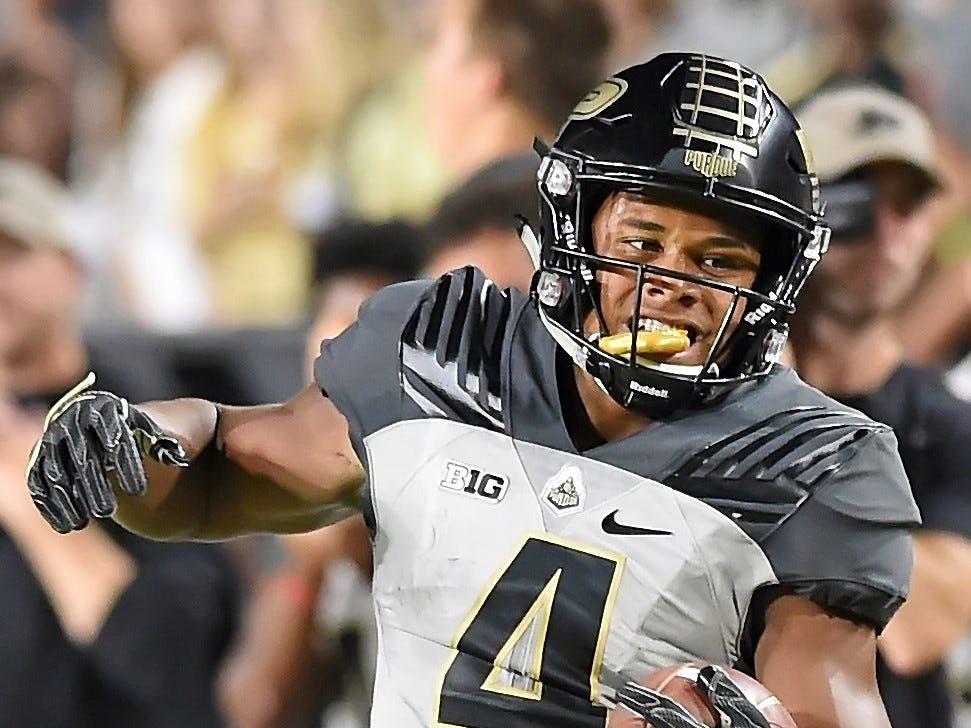 Rondale Moore.