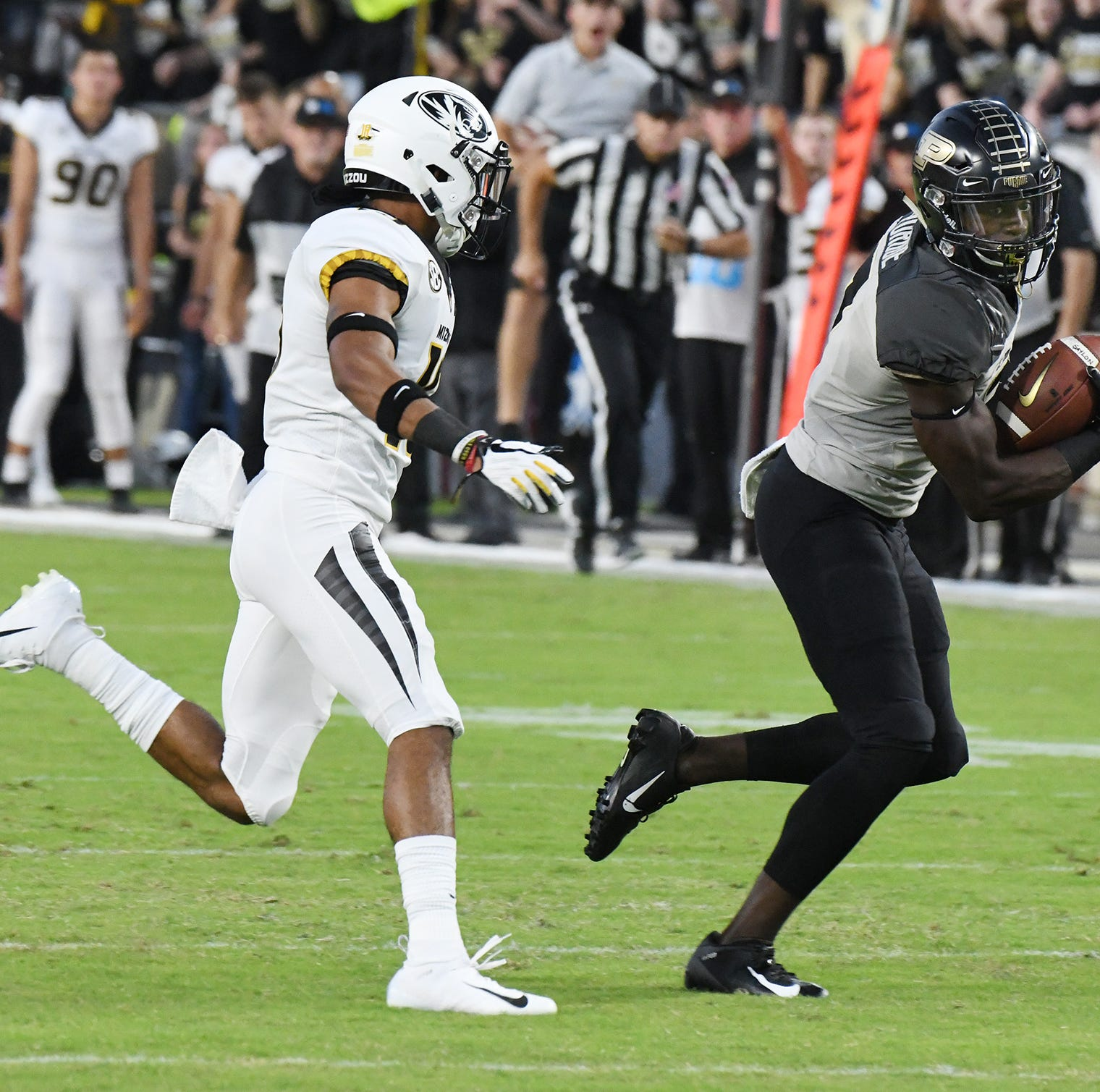 Tracking Purdue offense | Finding balance