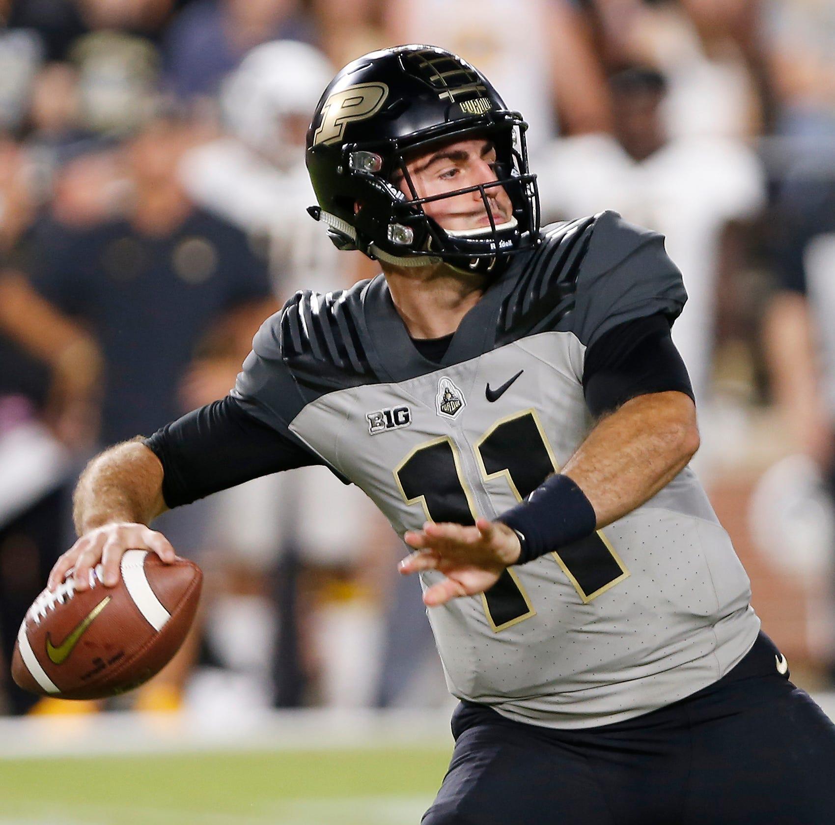 Purdue vs. Mizzou football: Did Jared Sparks score a TD? Social media has its say