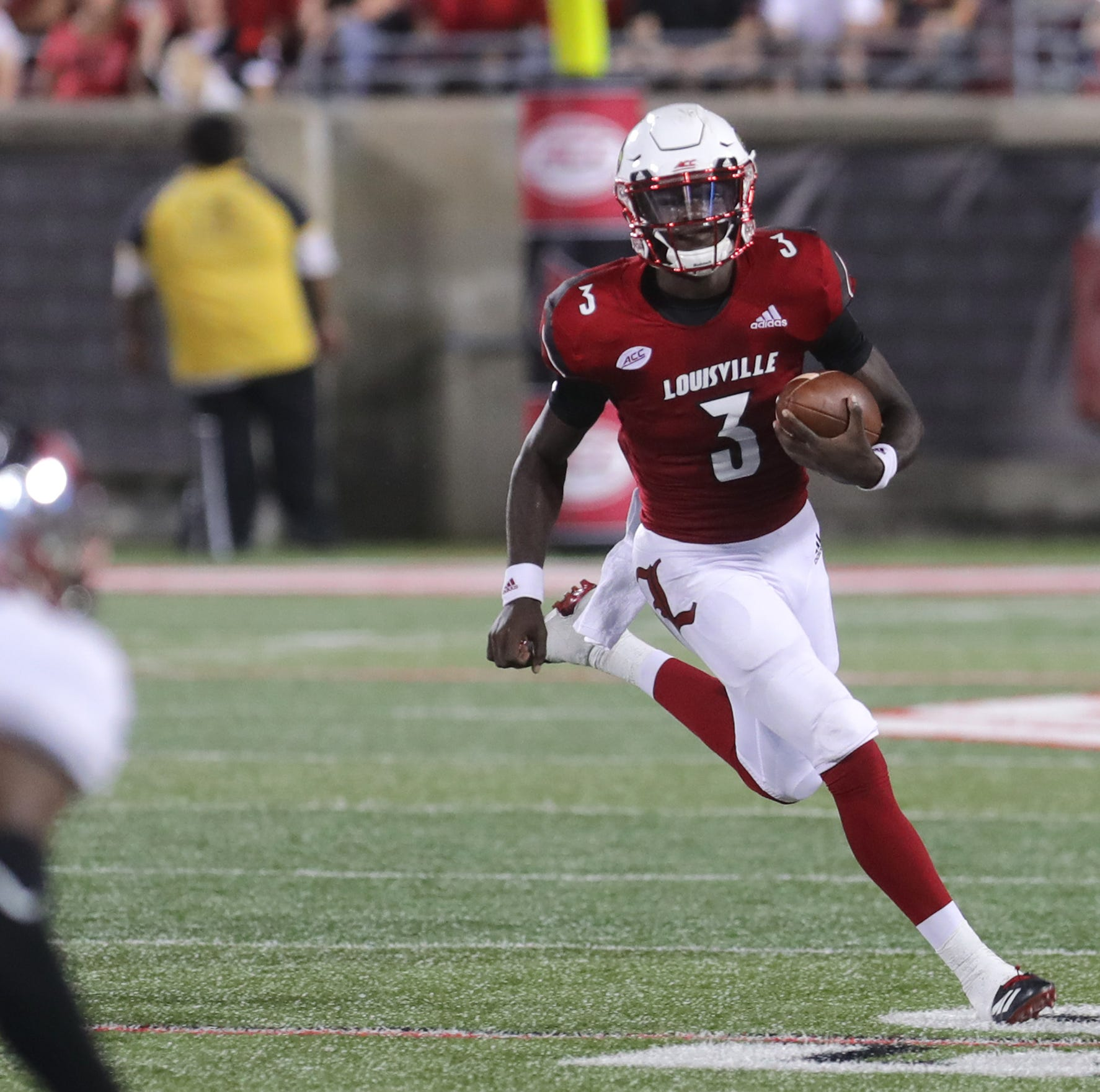 Five things to know about Louisville quarterback Malik Cunningham