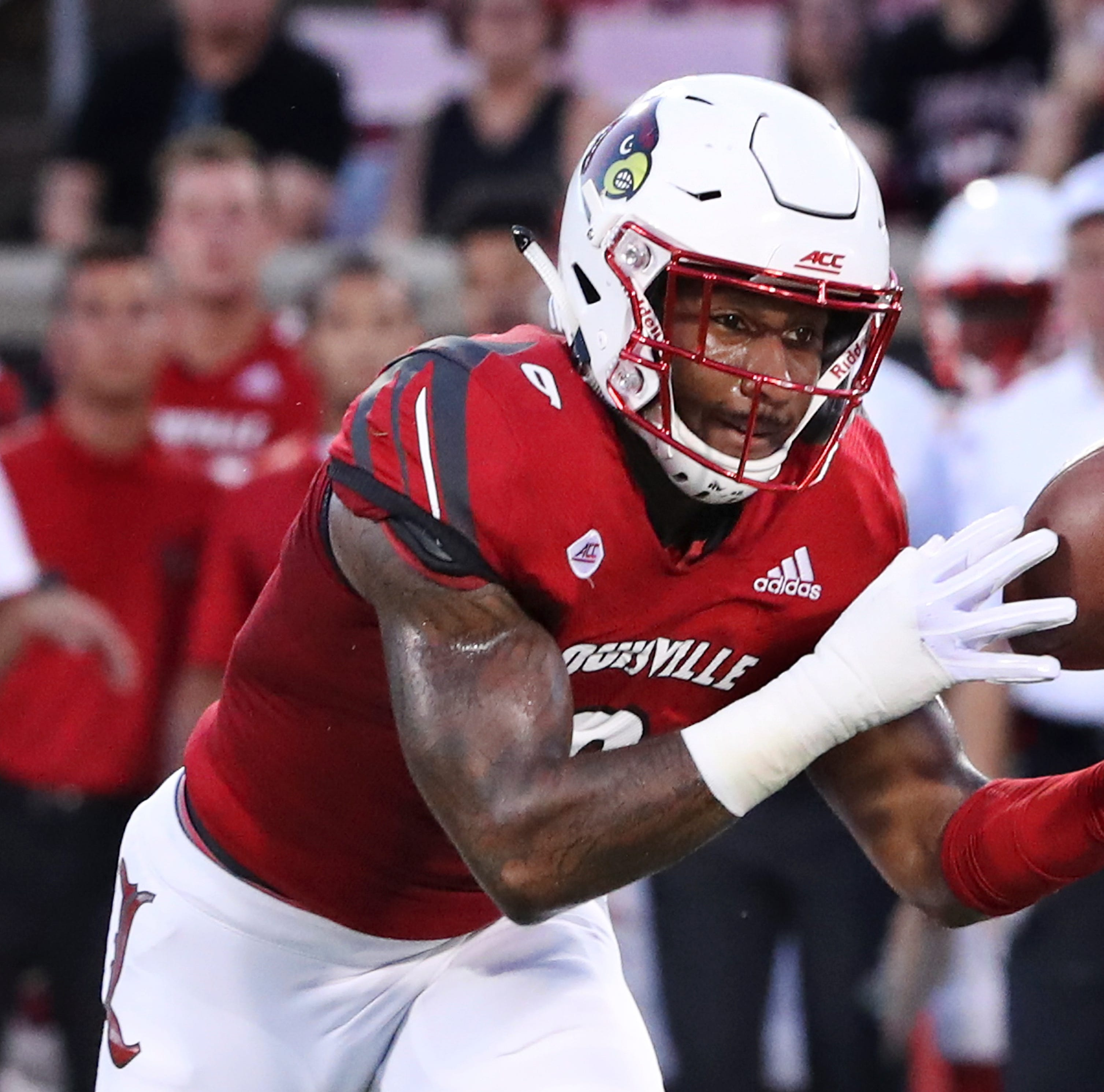 'Rough year' is motivation for Louisville defense during spring practice