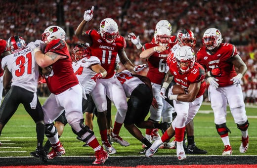 Louisville Football Vs Western Kentucky Live Updates And Scores