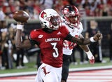 Louisville quarterback Malik Cunningham entered the game for the second week in a row to edge out Western Kentucky.