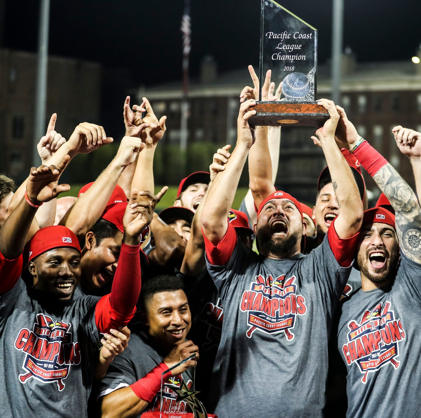 Memphis Redbirds win franchise's first-ever Triple-A National Championship