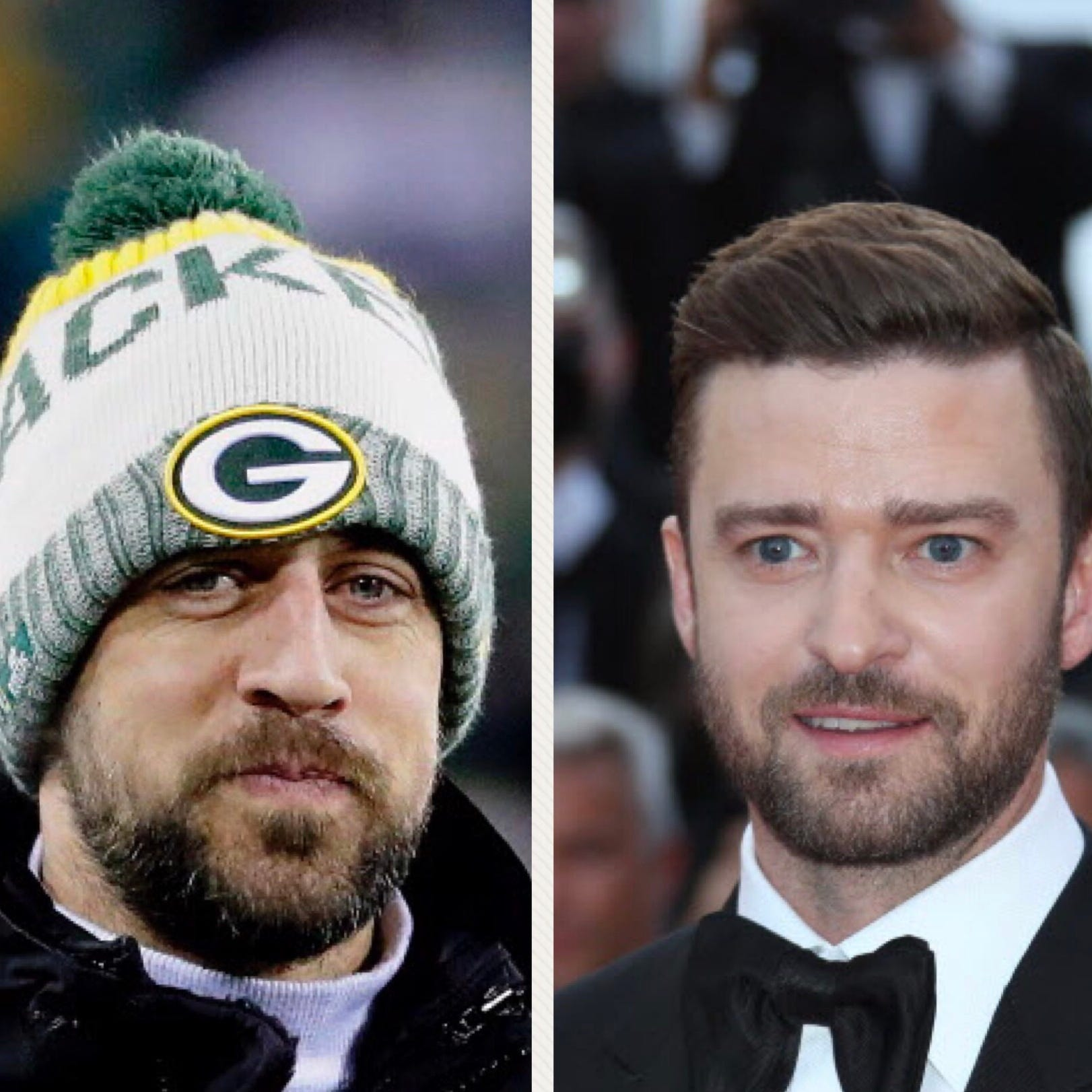 So will Aaron Rodgers make a cameo during buddy Justin Timberlake's Milwaukee concert?