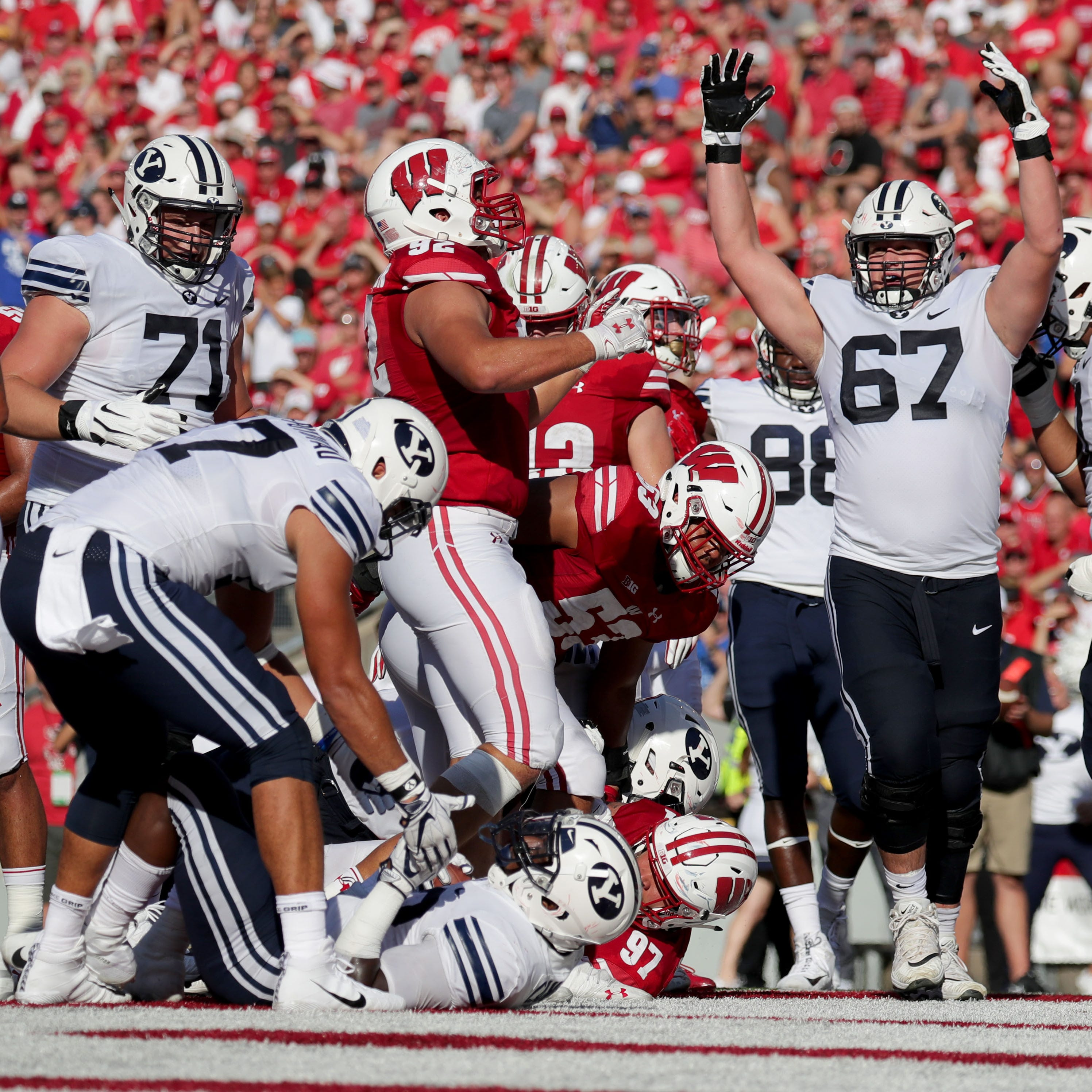 Upon further review: Can UW regroup and eliminate mistakes before Big Ten opener at Iowa?