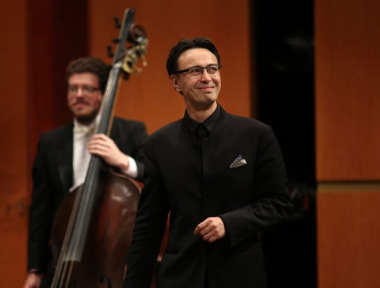 Ken-David Masur begins his first season as the Milwaukee Symphony's music director with concerts Sept. 13-15.