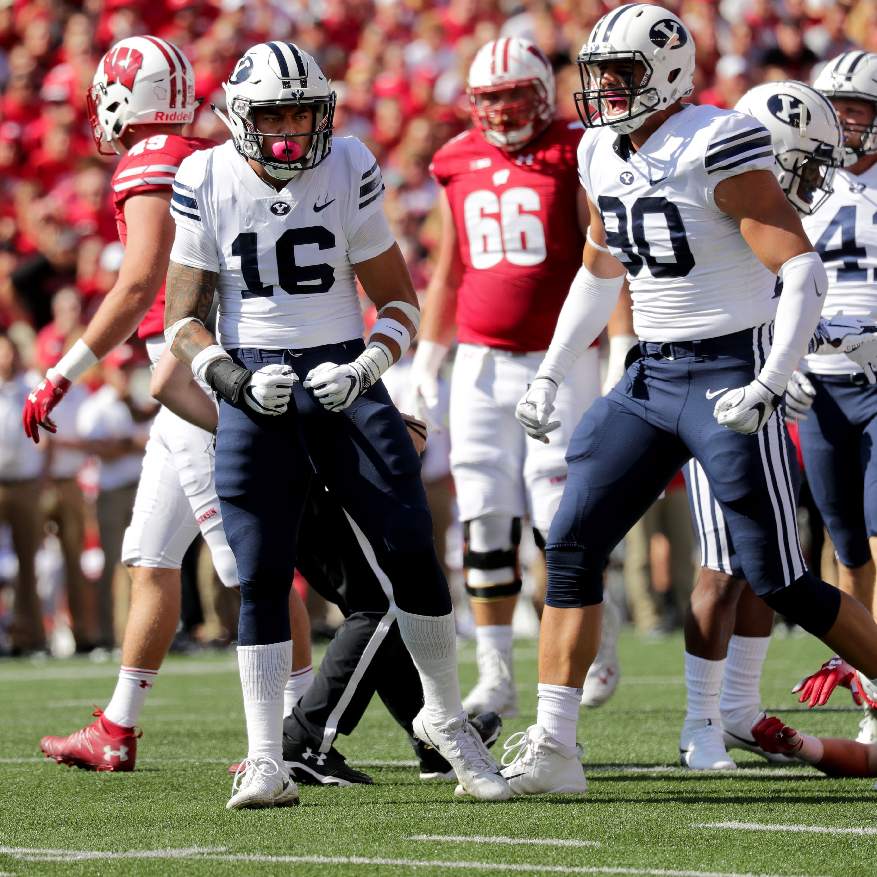 BYU 24, Wisconsin 21: Sixth-ranked Badgers suffer their worst loss of the Chryst era