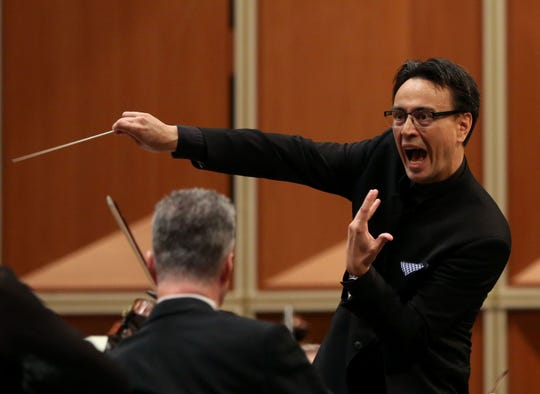The Milwaukee Symphony Orchestra, directed by Music Director Ken-David Masur, will perform the first subscription concert of the MSO's 2020-'21 season in the symphony's new concert hall, in a performance that will air live on Milwaukee PBS.