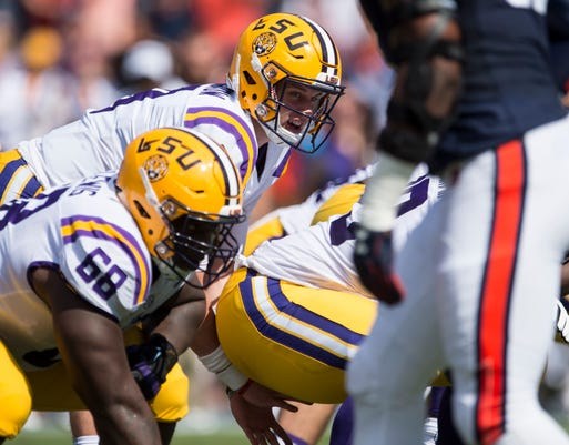 How to watch LSU-Rice football: What is the game time, TV