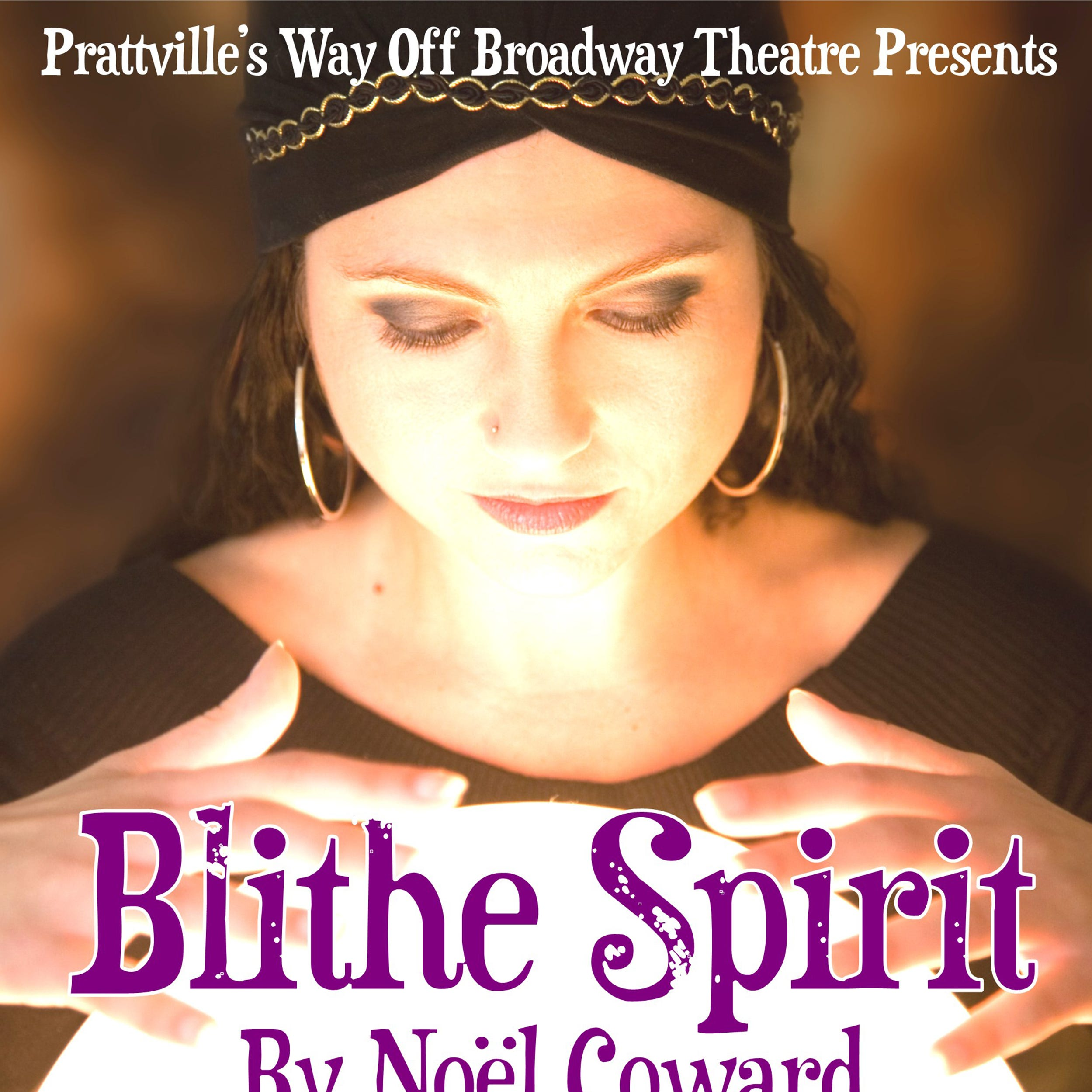 Noel Coward's Blithe Spirit opens Thursday in Prattville