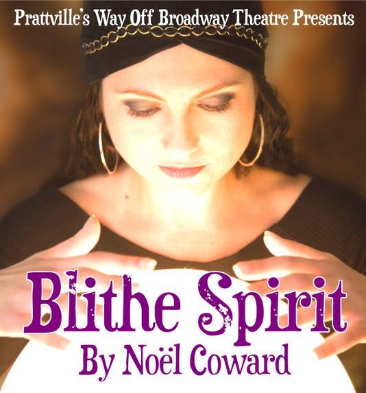 Blithe Spirit Event Banner