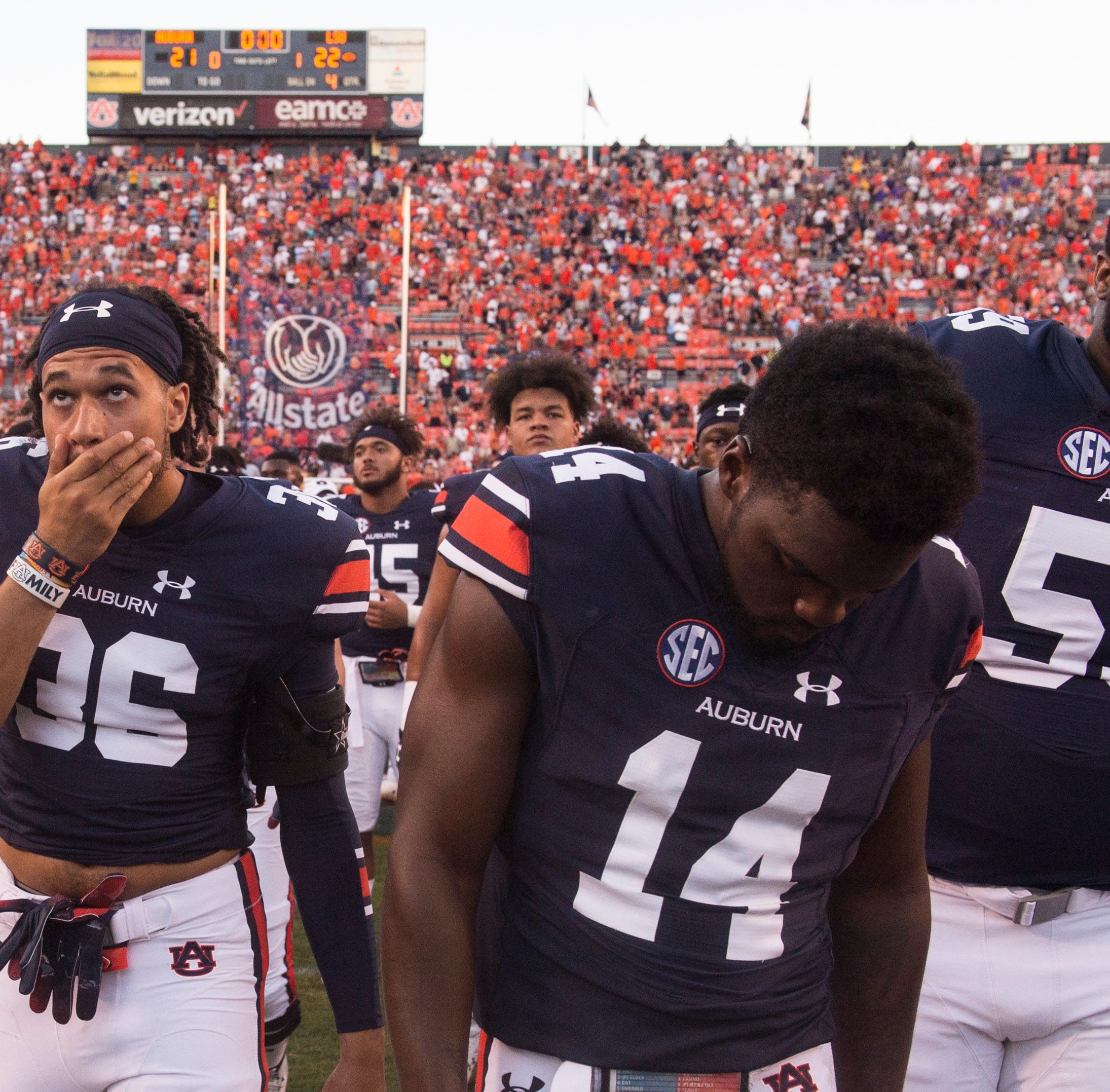 MAILBAG: Is it too early for Auburn to write this season off?