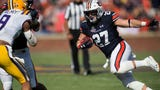 Auburn fullback Chandler Cox and offensive tackle Prince Tega Wanogho talk about Saturday's 22-21 home SEC loss to LSU at Jordan-Hare Stadium.