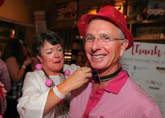Cindy Fergusen Fixes Gordon Fergusens Bow Tie