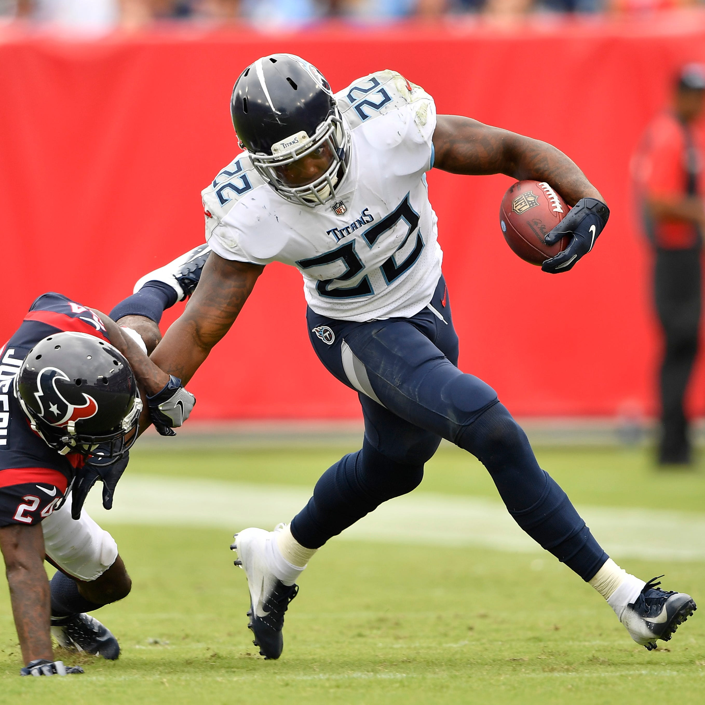 Could Titans see more Wildcat against the Jaguars? Derrick Henry: 'Hopefully we keep it in there'