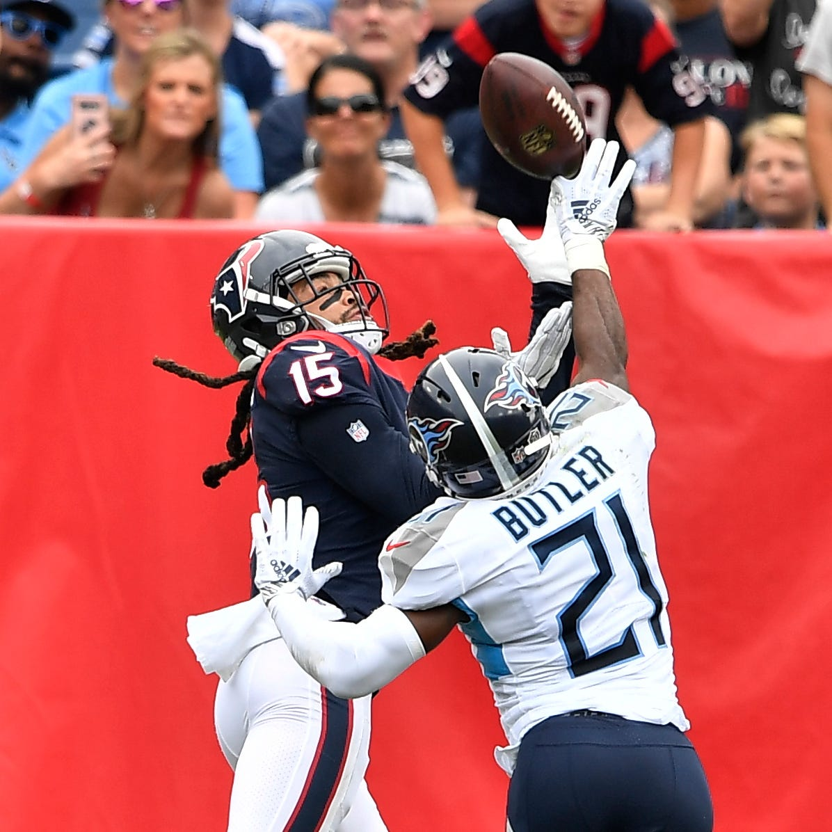 Titans' Malcolm Butler gets revenge, not on the Patriots, but on the first half of his season