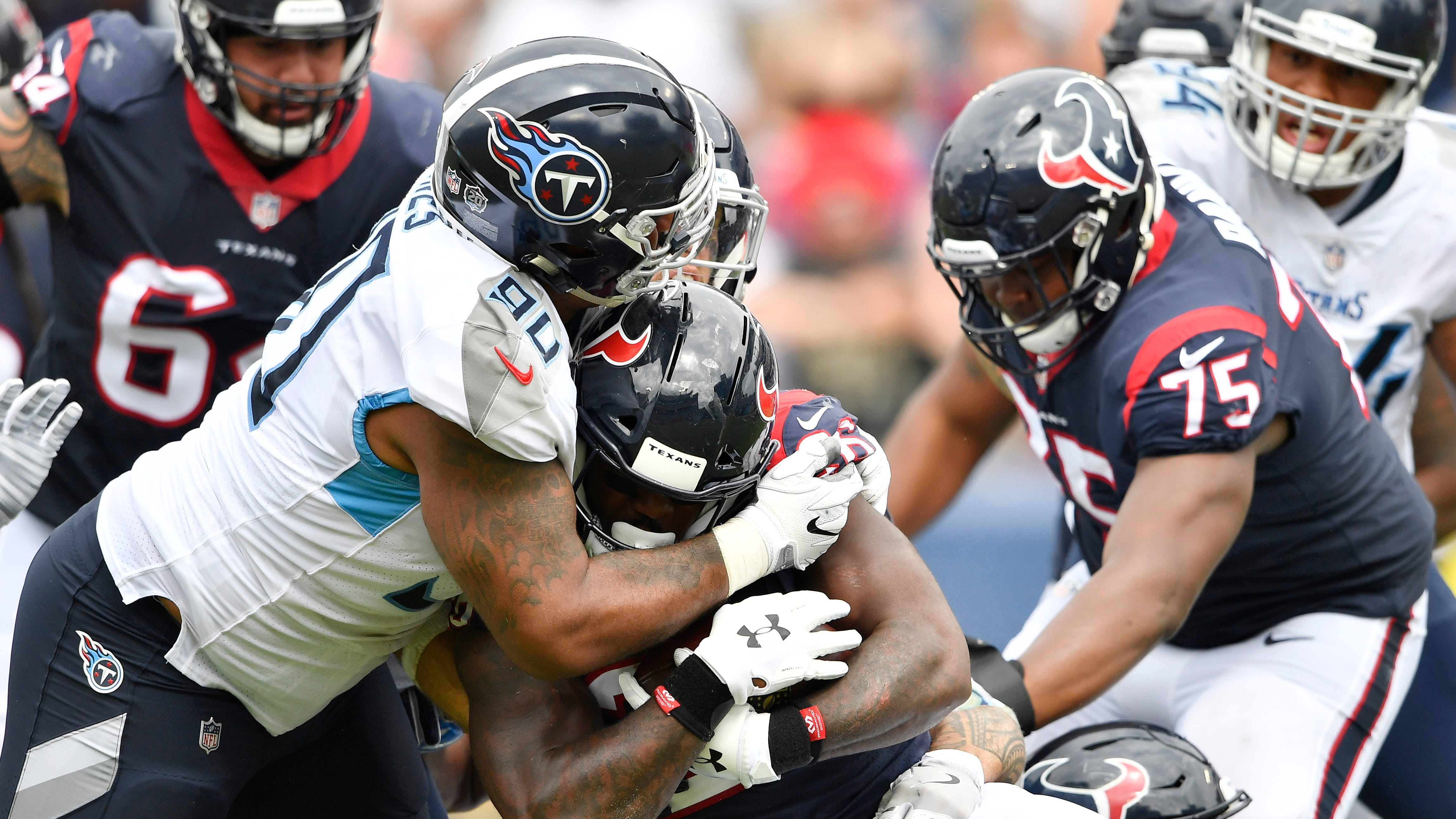 Titans did what now? Creative Mike Vrabel pulls stunner on Texans