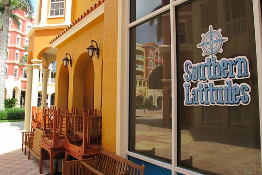 Southern Latitudes Brewpub & Grub is coming this month to a redeveloped end unit near the center of Bayfront in Naples.