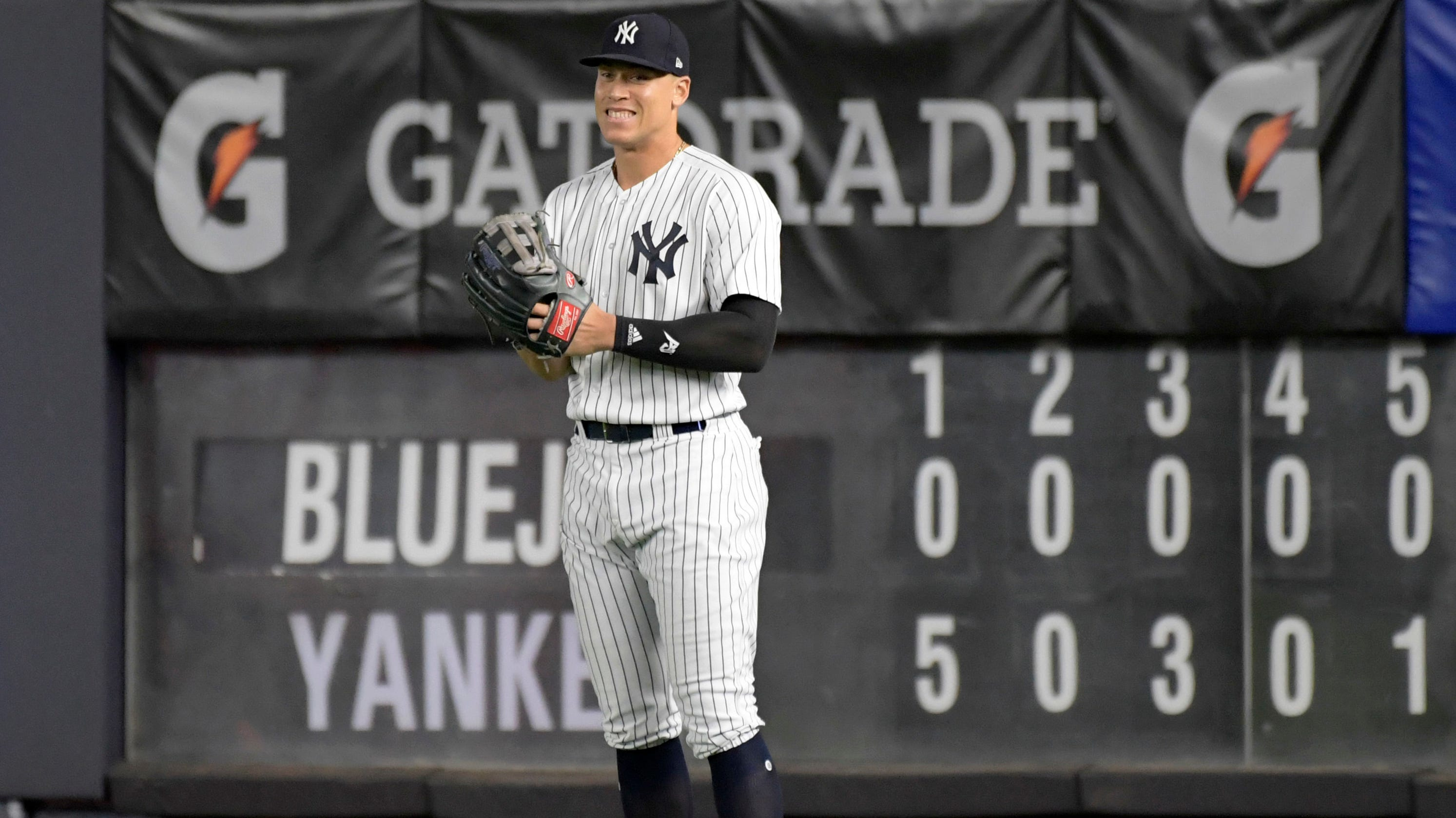 Aaron Judge returns to New York Yankees lineup vs. Boston Red Sox 057b1d23eae
