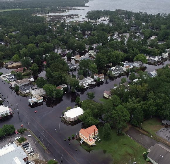 Hurricane Florence remnants to bring about 1 inch of rain to North Jersey