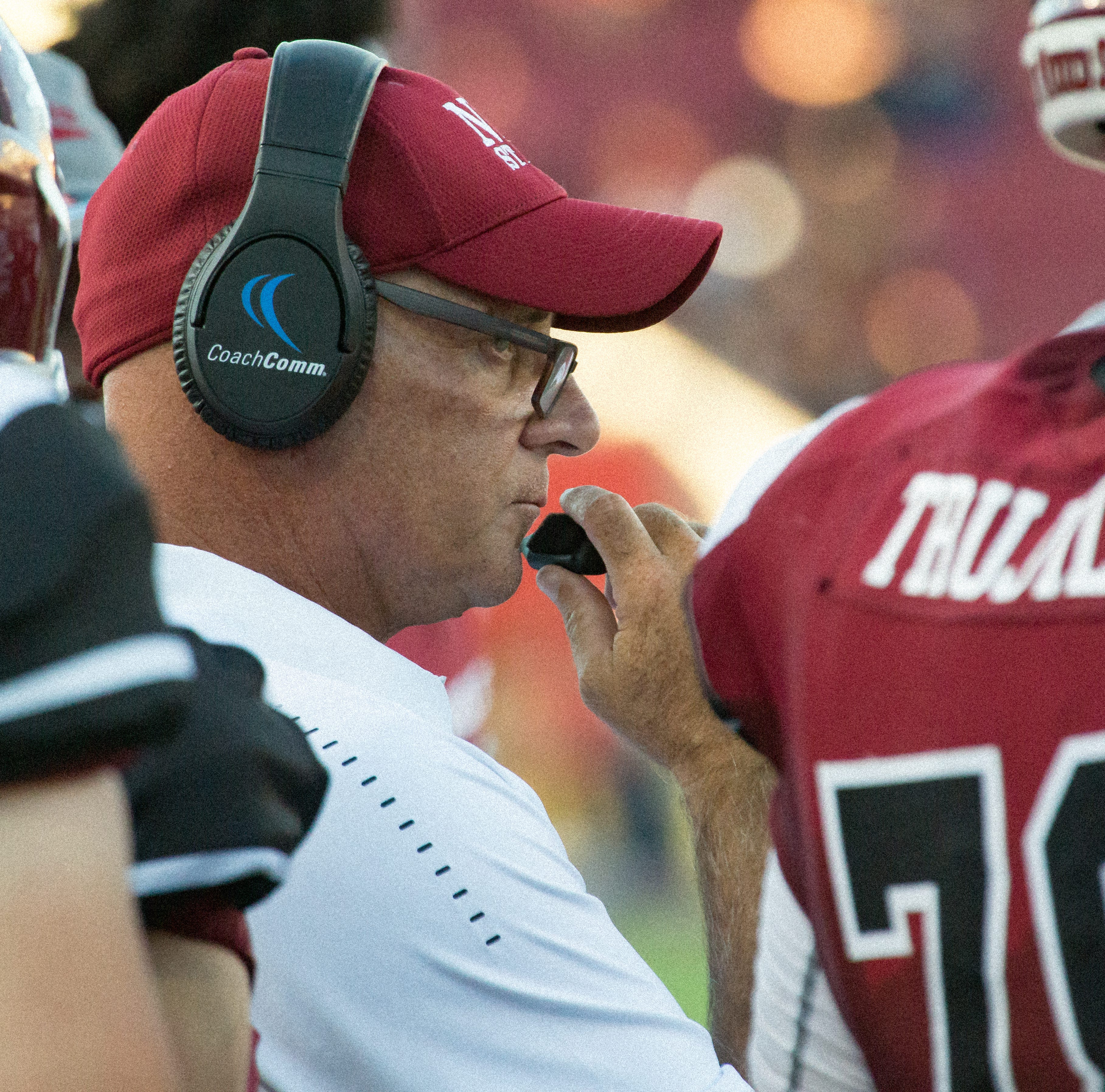 New Mexico State players  have been in UTEP's position