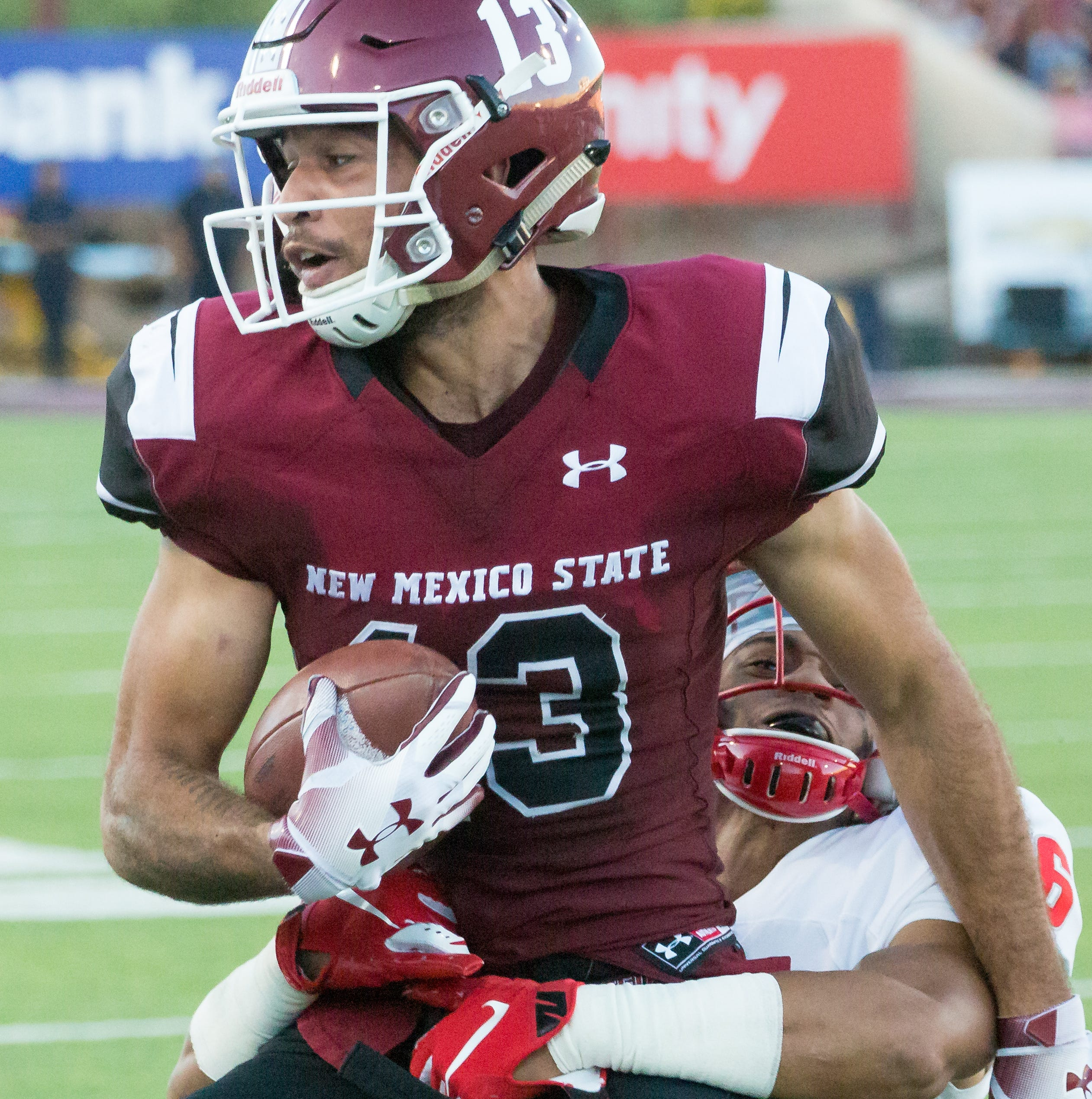 New Mexico State drops to 0-4 after loss to rival New Mexico