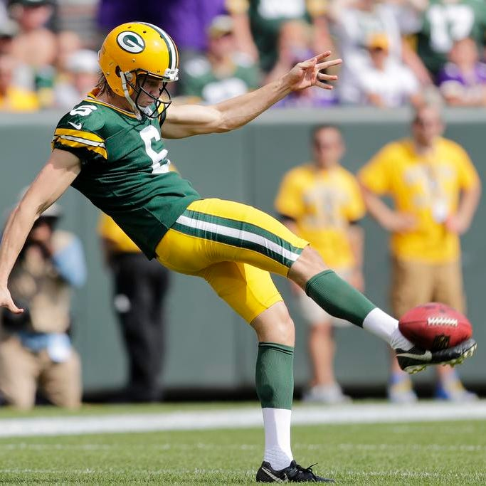 Packers Insider: Thumbs up to punter JK Scott, down to running game