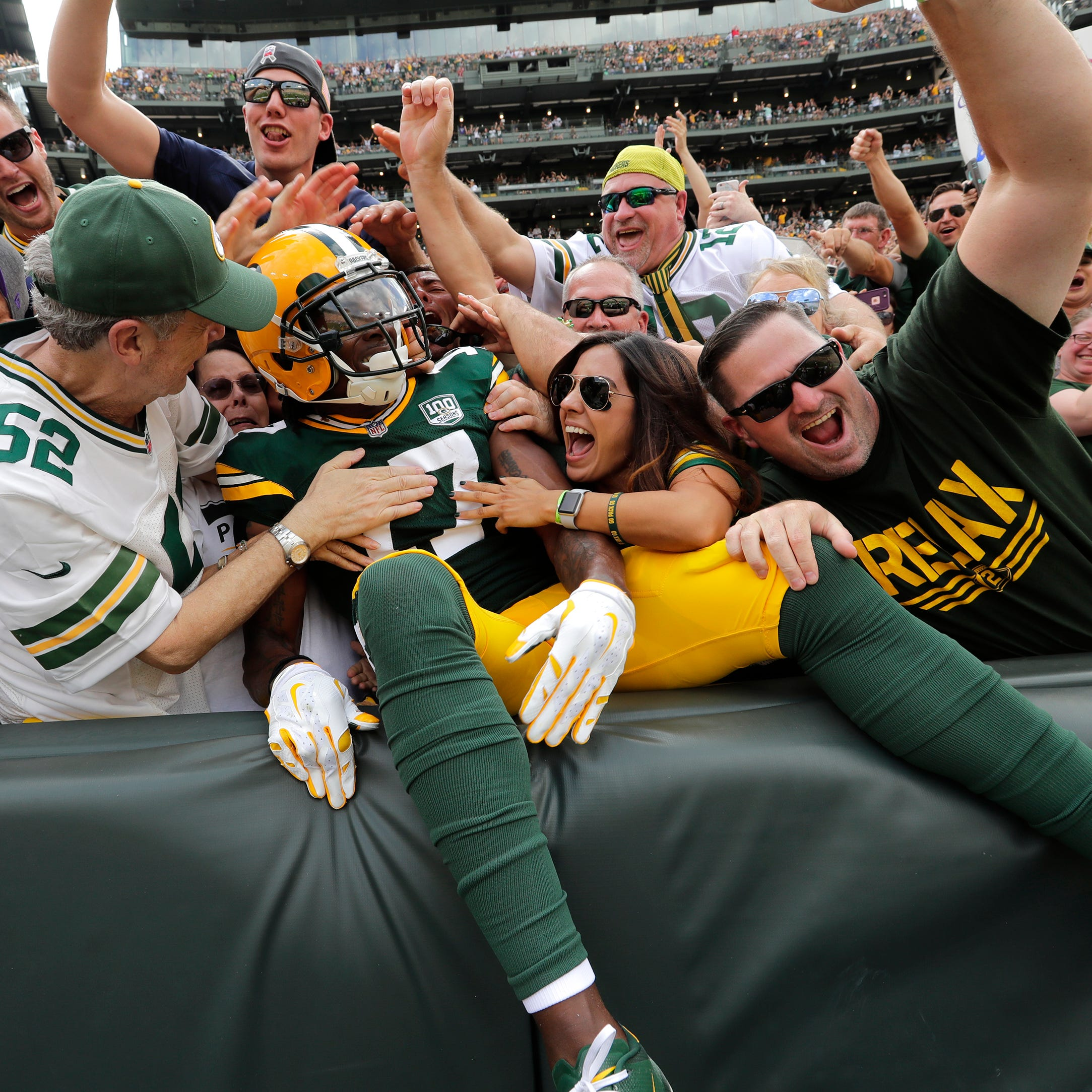 Forbes puts Packers outside the top 10 in NFL's most valuable teams