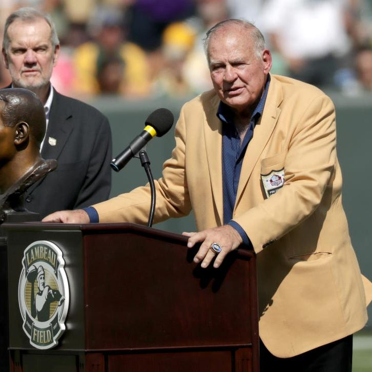 Jerry Kramer inducted into Packers Ring of Honor