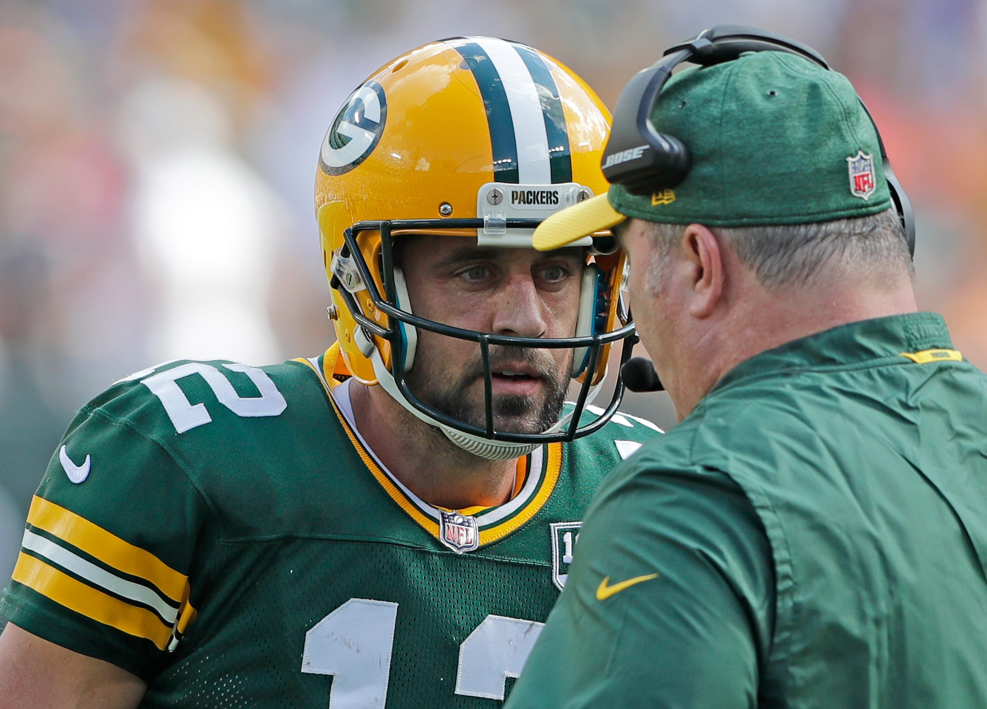 How Packers can fix Aaron Rodgers' apparent rift with Mike McCarthy