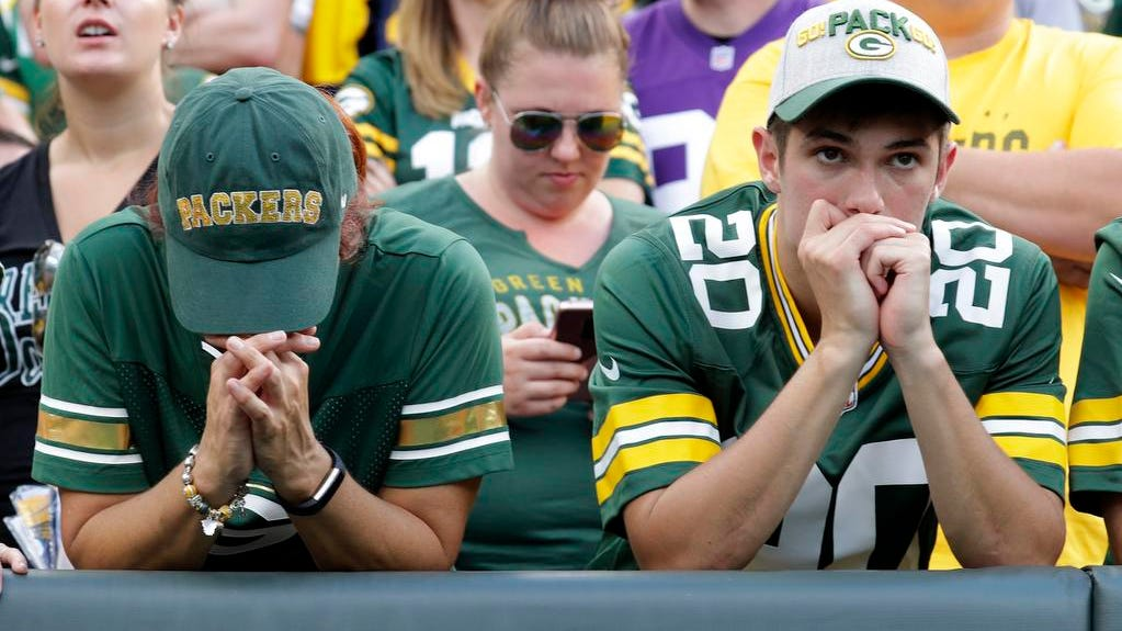 Packers Podcast: When a tie feels like a loss