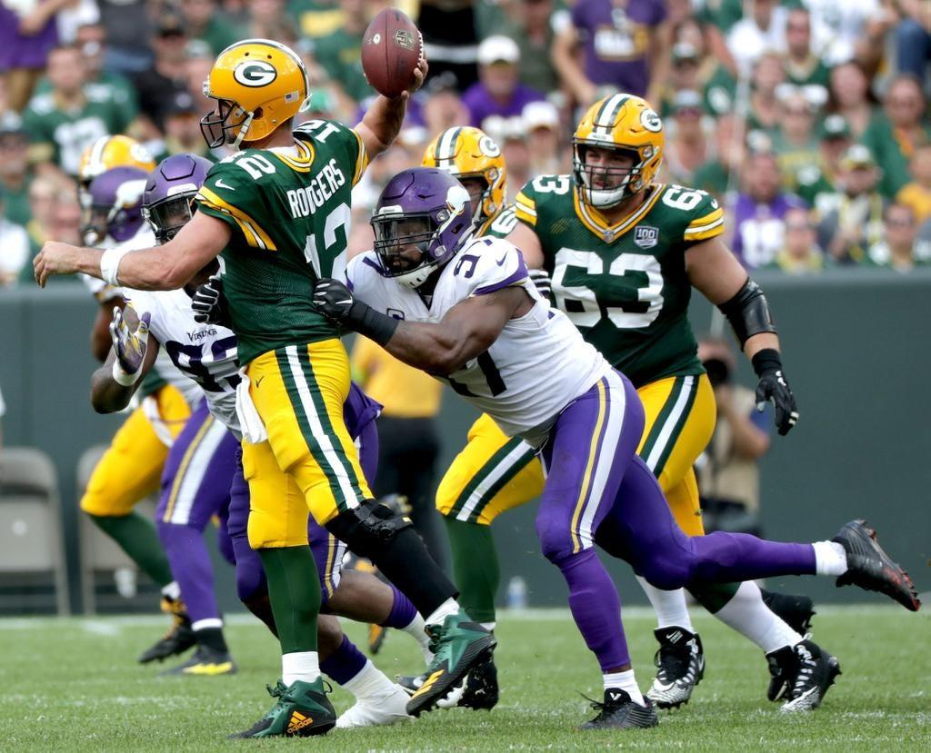Silverstein: Aaron Rodgers OK, but Packers' offense still 'a work in progress'