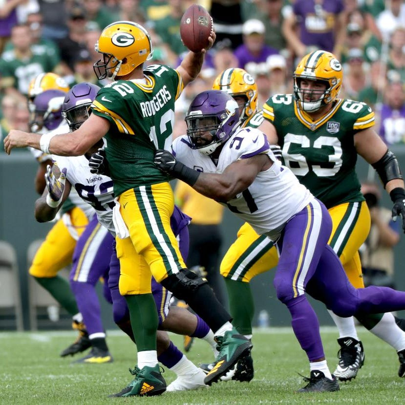 Silverstein: Aaron Rodgers OK, but Packers' offense still 'a work in progress'