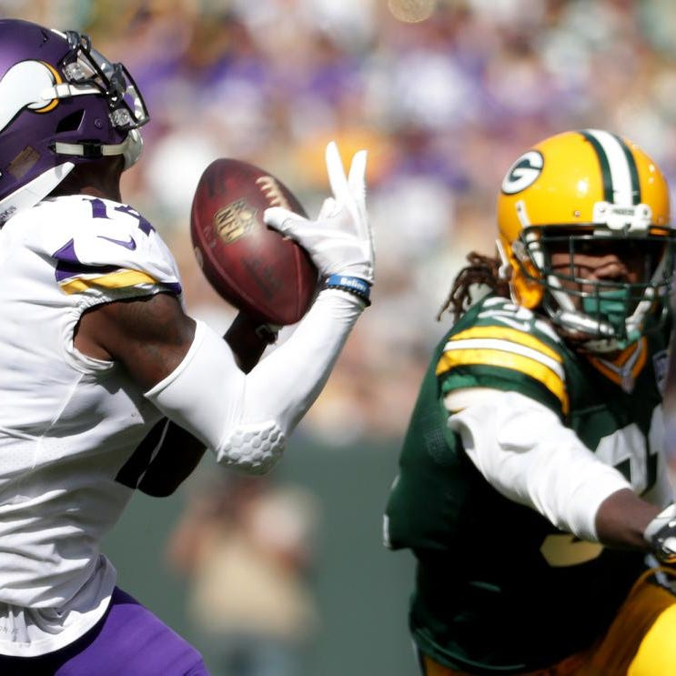 Packers defense couldn't stem the tide against Vikings in the second half