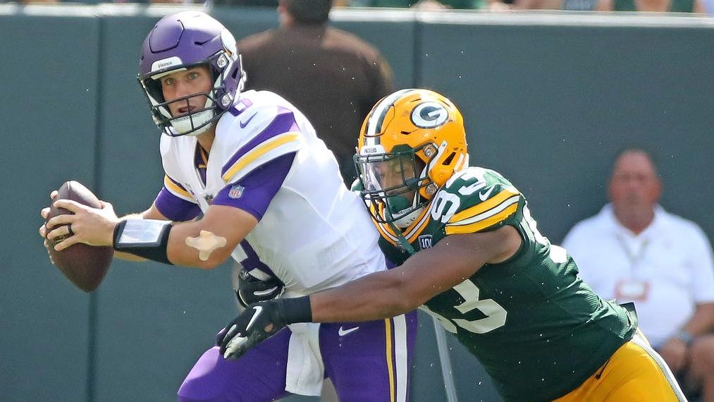 4 Downs: Packers' Mike Pettine leaning less on outside linebackers