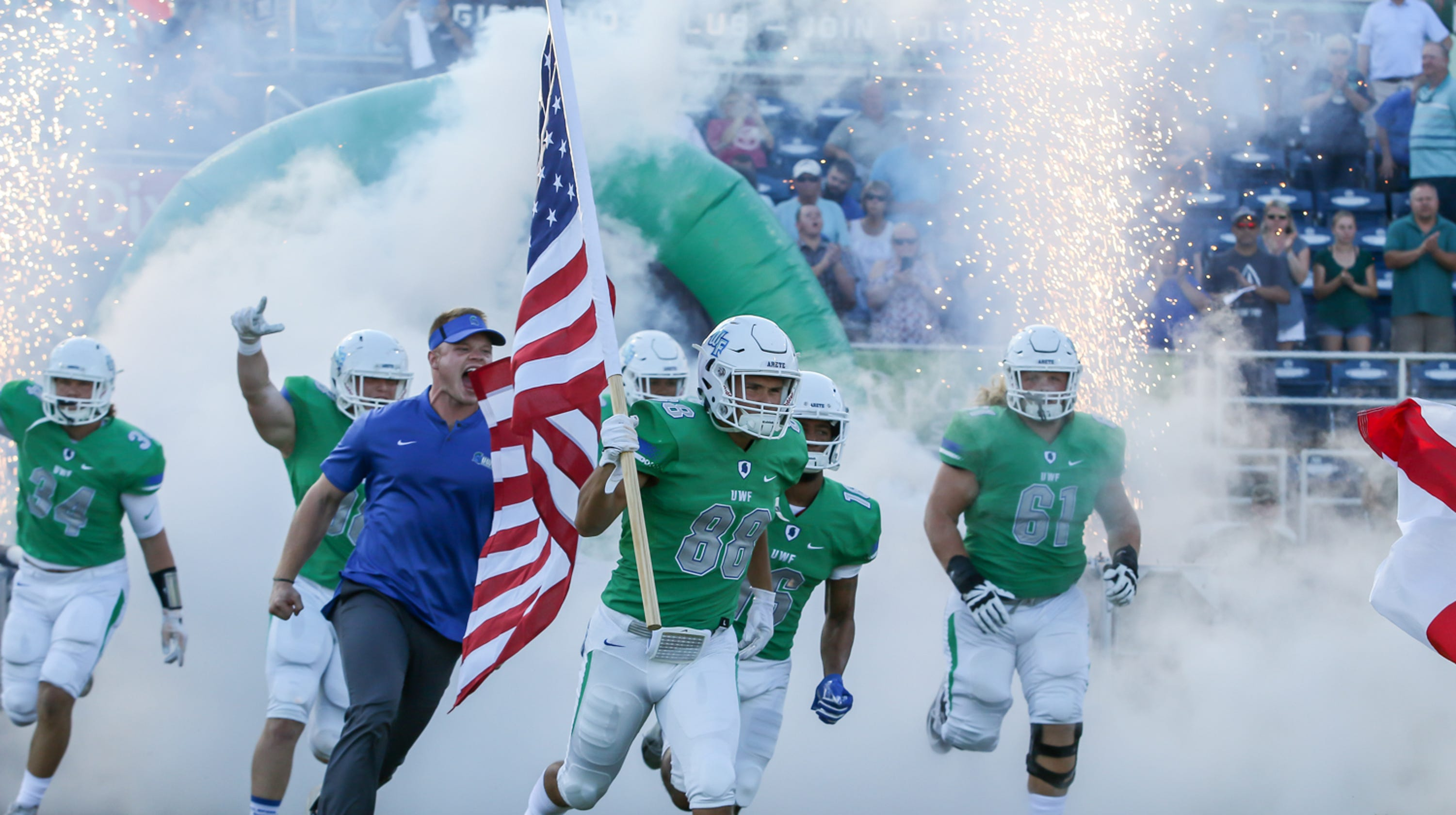 UWF football single-game tickets to go on sale Monday
