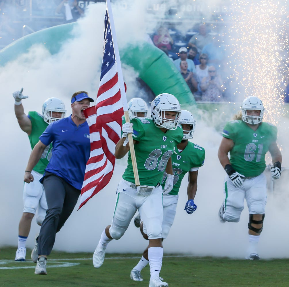 Vilona: No letdown, no letup as UWF football leaves another big impression
