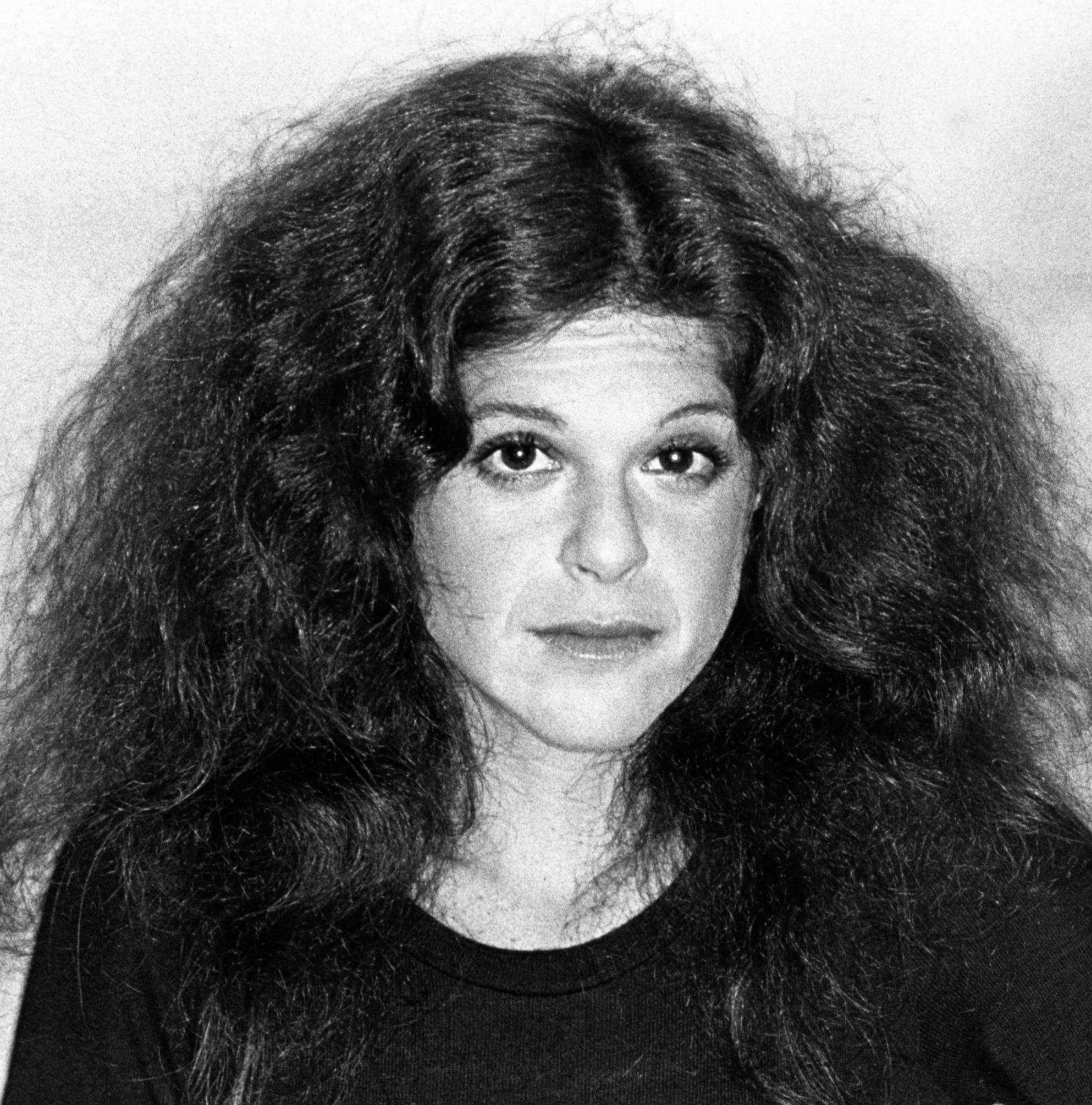 """Gilda Radner at the height of """"Saturday Night Live"""" fame."""
